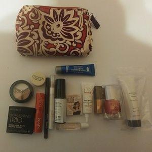 15 piece Makeup Skin Care Samples Lot---Ipsy --New